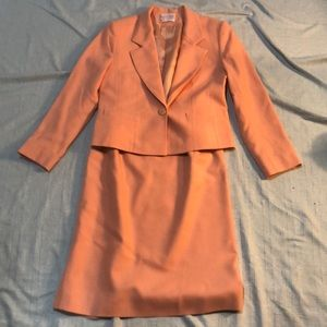 Pendleton Vintage Wool Skirt Suit, 8P